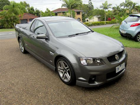 Holden Ute Series II SS V8 Arrives in Carscoop's Garage ...