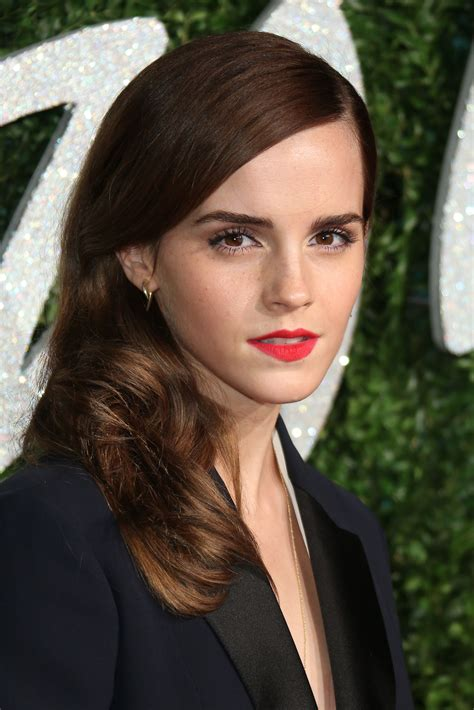 Emma Watson The Most Outstanding Woman According