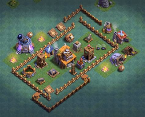 builder hall  base designs  trophies