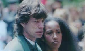 Mick Jagger He Dumped Her For His Live In Chef And