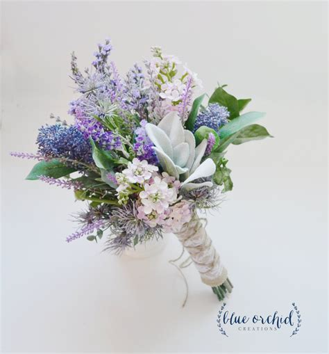 wedding bouquet bridal bouquet lavender  lilac