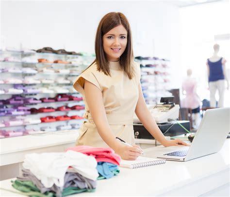 retail assistant description what retail companies