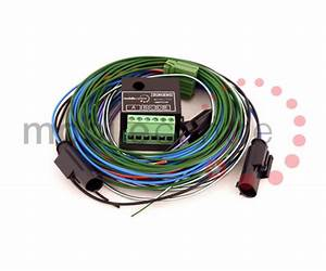 Land Rover Defender Td5 Heated Front Seat Basic Wiring Kit
