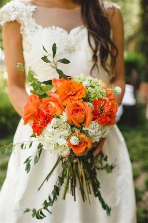 Fall Wedding Colors With Lush Details Modwedding