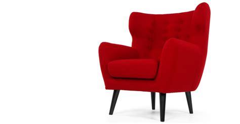 fauteuil kubrick berg 232 re rose rouge acheter moins cher