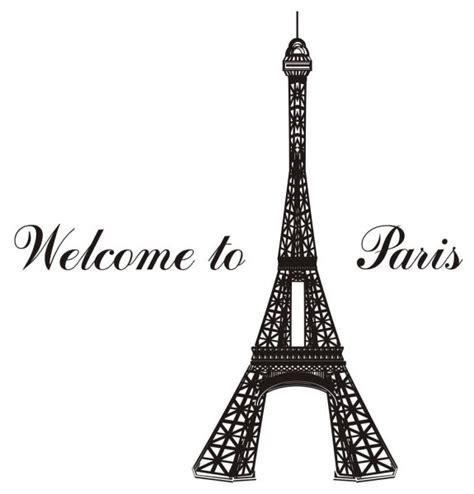 Torre di Eiffel disegnata a mano — Vettoriali Stock ...