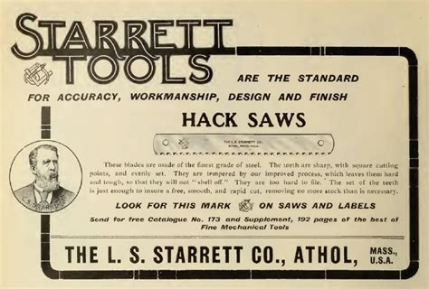 Looking Back: Products of the past - Canadian Metalworking