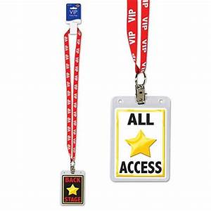 Vip All Access Pass Template Pictures to Pin on Pinterest ...