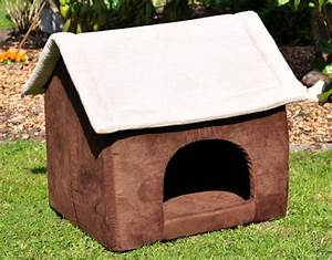 Hundehütte Für Drinnen : hundeh tte selber bauen wir zeigen ihnen wie genau das ~ Michelbontemps.com Haus und Dekorationen