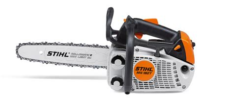 stihl ms 192 t stihl ms 192 t top handle chainsaw instore up only large stockhold great advice and