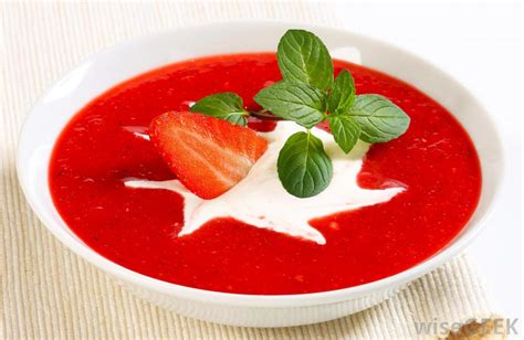cold soup what are some cold soups with pictures