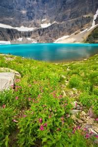 Lake Glacier National Park