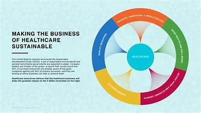 Goals Development Business Sustainable Success Un Depends