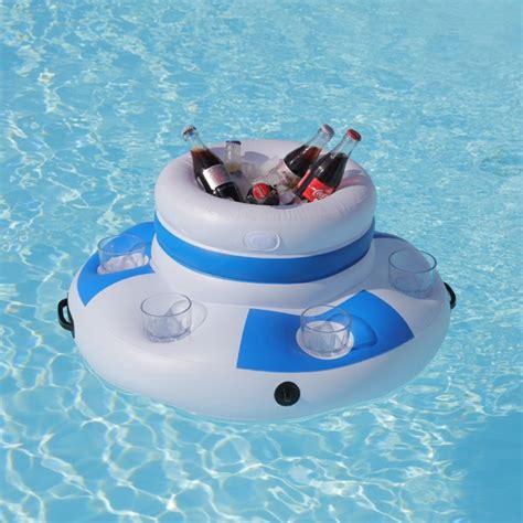 siege flottant pour piscine bar flottant piscine yacht la boutique desjoyaux