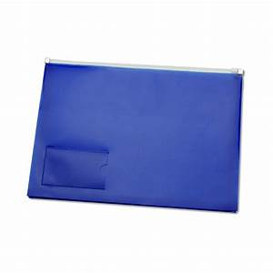 4imprintcom arch zip document holder 9quot x 13quot 111132 With zipped document holder