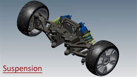 Suspension Solidworks Tutorial