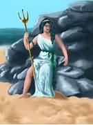 Amphitrite of the Sea ...Amphitrite