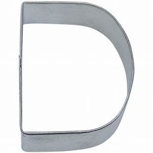 letter d cookie cutter cookie cutter experts since 1993 With letter d cookie cutter