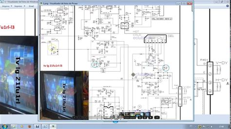 esquema tv lg 21fu1rlg
