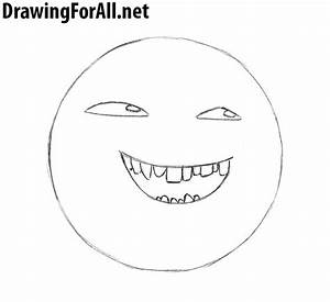 How to Draw the Cunning Meme | DrawingForAll.net