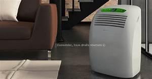 Climatiseur D Air Mobile : le climatiseur mobile solution d appoint simple et conomique ~ Edinachiropracticcenter.com Idées de Décoration