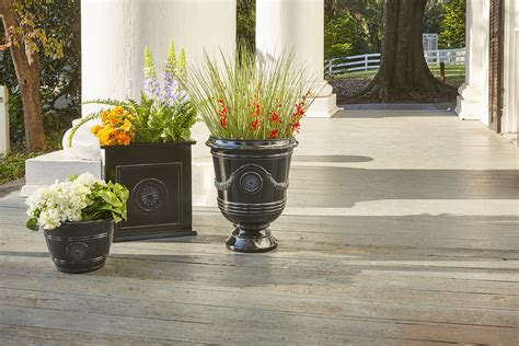 southern patio planters durable planters southern patio