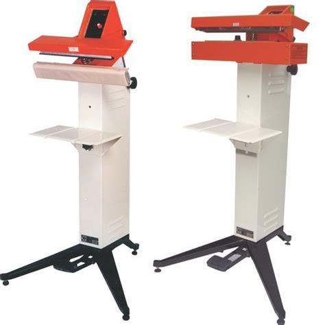 industrial sealer sepack foot operated sealing machine manufacturer  ahmedabad