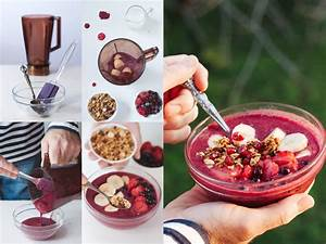 Acai Bowl Recipe - A Berry Delicious Way To Start The Day