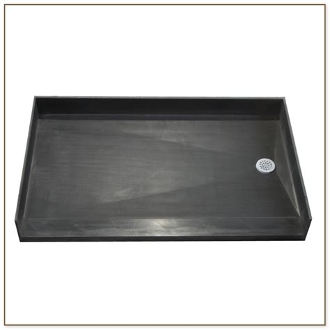 stainless steel shower pan