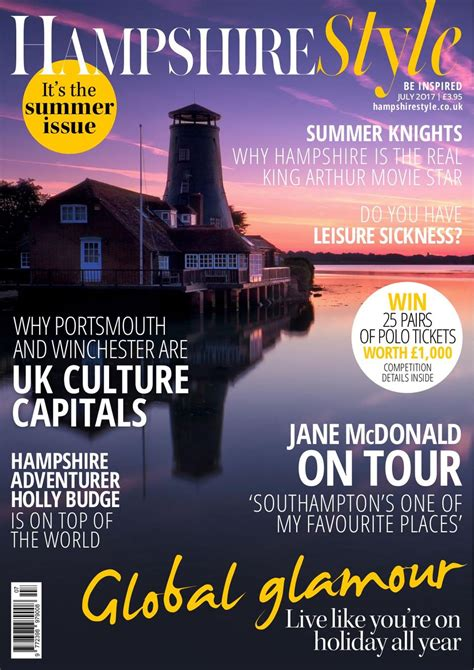 Hampshire Style-July 2017 Magazine - Get your Digital ...