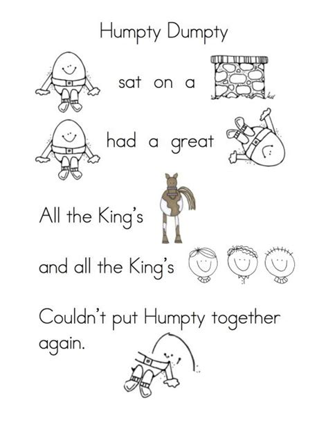nursery rhymes lesson plans for preschool 25 best ideas about nursery rhyme activities on 859