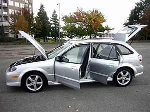 Diagrams 2003 Mazda Protege