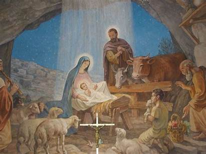 Shepherds Wise Nativity Meet Did Catholic Christmas