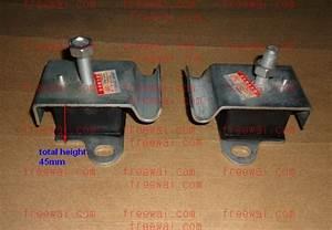 Engine Mounting Cushion For Isuzu Ks22 4bc2 4bd1 4be1 4bg1