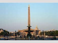 Place De La Concorde, The Most Famous Square in Paris