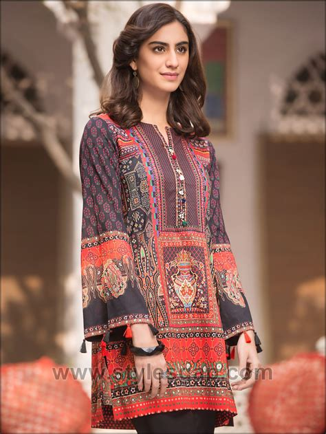 summer design trends summer fashion lawn kurti designs trends collection 2018 2019