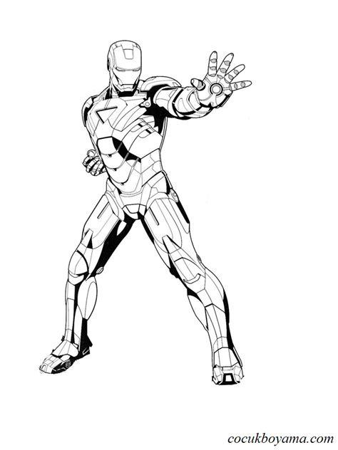 Wolverine Boyama Sayfasy Boyama Sayfasi