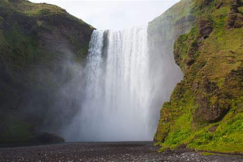 dettifoss waterfall  southern iceland rana banerjee