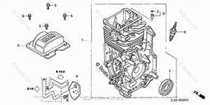 Honda Small Engine Parts Gc160 Oem Parts Diagram For
