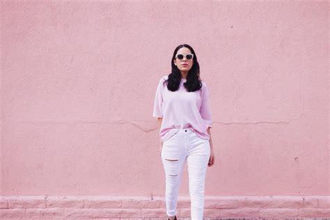 brilliant pink outfit ideas  accentuate  feminine