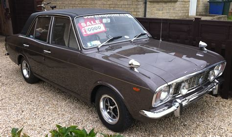 1970 ford cortina mkiii 1600 gt