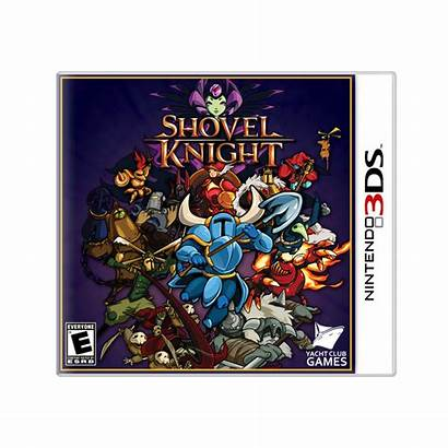 Shovel Knight 3ds Nintendo Games Physical Coming
