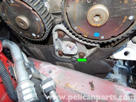 volvo  timing belt replacement   pelican