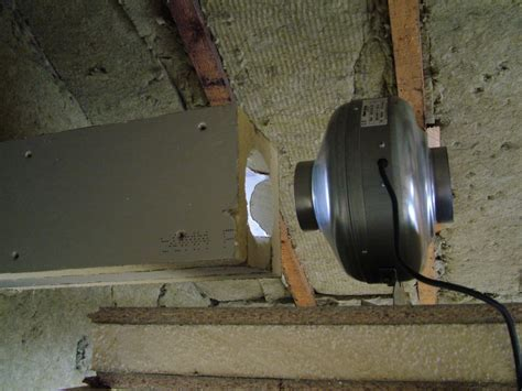 Astonishing Inline Duct Fan Perth For Roof Vent