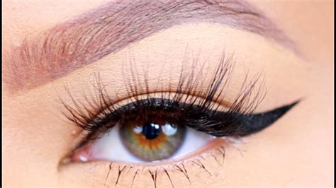 winged eyeliner  hooded eyes updated youtube