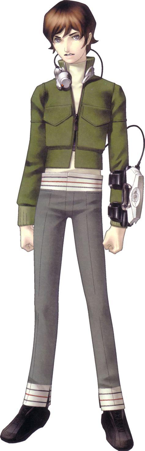 Protagonist (Shin Megami Tensei) | Megami Tensei Wiki | Fandom
