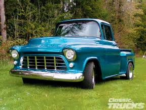 Old Classic Chevy Pickup Truck