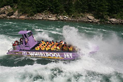 Niagara Falls Jet Boat Ride Ny by Win A Family 4 Pack To Whirlpool Jet Boat Tours