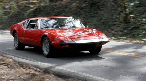 1991 De Tomaso Pantera Review