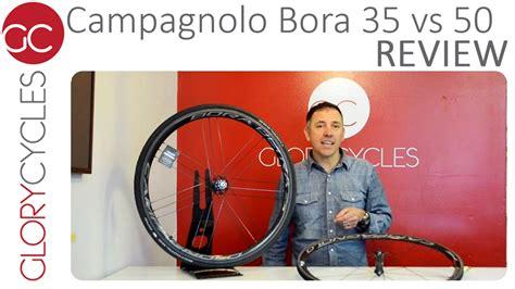 Campagnolo Bora Ultra Clinchers 35 Or 50?  Youtube